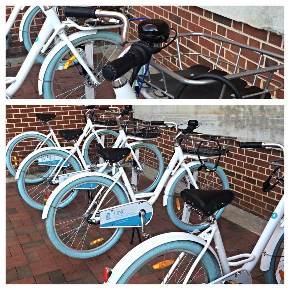 School of Public Health bike share